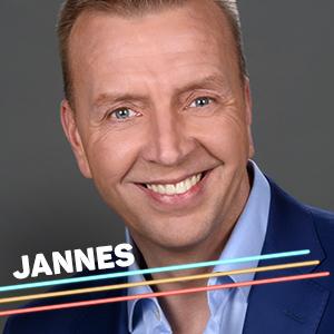 Jannes - Muziekfeest van het jaar 2019